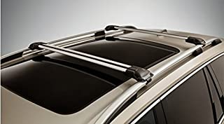 Volvo Load Bar Kit Cross Bars XC90 2016-up with Raised roof Rails