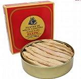 FILETES DE MELVA CANUTERA DE BARBATE 525 GR De color rosado, consistencia suave, olor agradable, sabor característico.