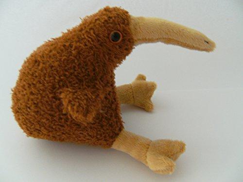 Stofftier Kiwi 17 cm, Kuscheltier Plüschtier Vogel Neuseeland