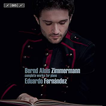 Zimmermann: Complete Works for Piano