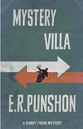 Mystery Villa (The Bobby Owen Mysteries) (Volume 4)
