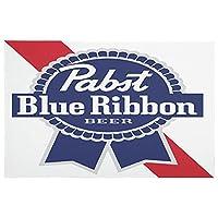 Pabst Blue Ribbon Beer-1 足ふき マット 玄関マット 速乾 吸水性 滑り止め 洗濯機 キッチン 浴室 洗面所 付 防ダ デオドラント ファッションマット 長方形23.6x15.7in