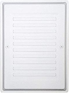 Craftmade CB-REC Recessed Door Chime, Paintable White (7.75