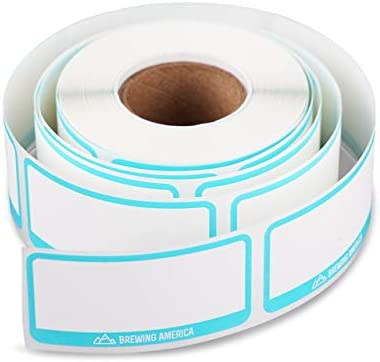 Dissolvable Food Labels for Food Containers Glass Plastic or Metal Great for Food Rotation Prep product image
