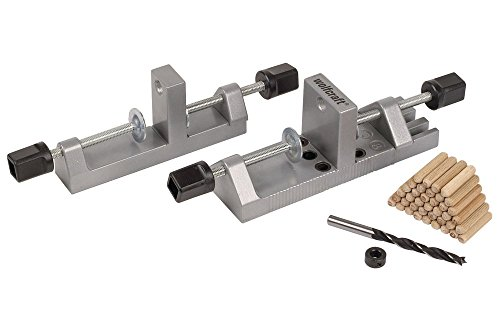 wolfcraft 3751405 Dowel Pro Doweling Jig Kit