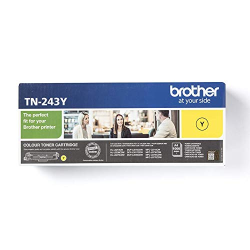 Brother TN-243Y Tonerkassette (für...