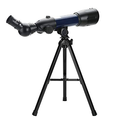 EODPOT telescopio para niños igh HD de Largo Alcance Zoom Estudiantes de Primaria Mirando Las Estrellas niños-Desktopstand
