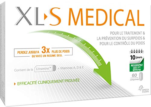XLS Medical Pastillas para aglutinar grasa