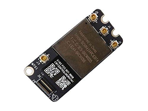 BroadCom BCM94331PCIEBT4CAX BCM4331 BlueTooth BT+WLAN wireless Card Module for Apple A1278 A1286 A1297 607-8962 2011