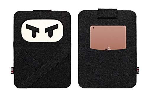 SMZNXF Tablet PC case, Felt Laptop Sleeve Bag for 13 case Air Retina 11 12 13.3 14 15 inch Cartoon Laptop Case for Mac 13,4,2013,2016 09 pro 13