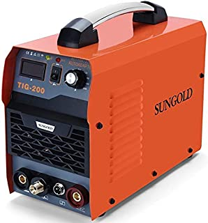 SUNGOLDPOWER 200Amp TIG ARC MMA Stick IGBT DC Inverter Welder System Digital LED Display..