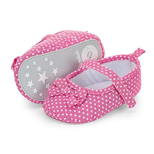 Sterntaler Jungen Mädchen Baby-Ballerina Ballerinas, Pink (Rosa 737), 15/16 EU