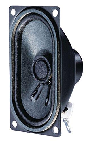 Visaton SC 4.7ND–Lautsprecher (Papier, 220–20.000Hz, 25–70°C, Lautsprecher, TV/Monitor, 41x 27x 71mm)