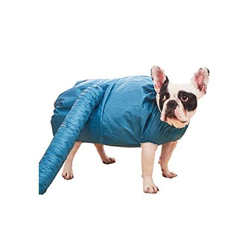 Perro de la bolsa de secado por mascotas Perro secado rápido abrigo portátil mascota secadora perros aseo de pelo despejado bolsas de viaje rápido ventilador fácil herramienta profesional herramienta