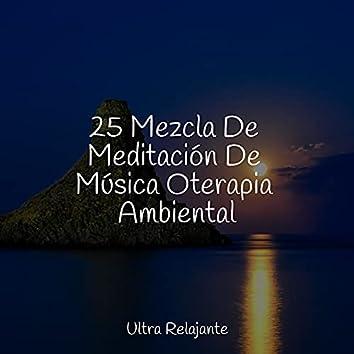 25 Mezcla De Meditación De Música Oterapia Ambiental