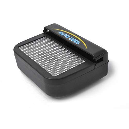 ZKZB juttqq Umweltfreundliche Solarenergie Mini Mini-Klimaanlage Auto Einfach zu installierende Entlüftung Cool Fan Auto Klimaanlage Belüftung