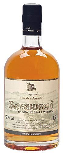 Drexler Bayerwoid - Single Malt Whisky - Limited Edition - German Whisky - 0,5l.