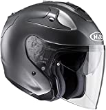 HJC Helmets 141195 Casco, Hombre, Titanio Mate, XXL (63/64)