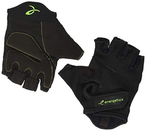 ENERGETICS Herren MFG150 Handschuhe, Black/Yellow, XL