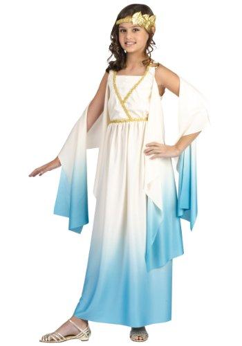 Child Greek Goddess Costume Medium (8-10)