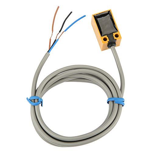 𝐁𝐥𝐚𝐜𝐤 𝐅𝐫𝐢𝐝𝐚𝒚 Interruptor de proximidad de metal, interruptor de sensor práctico, fabricación de papel estable para máquina