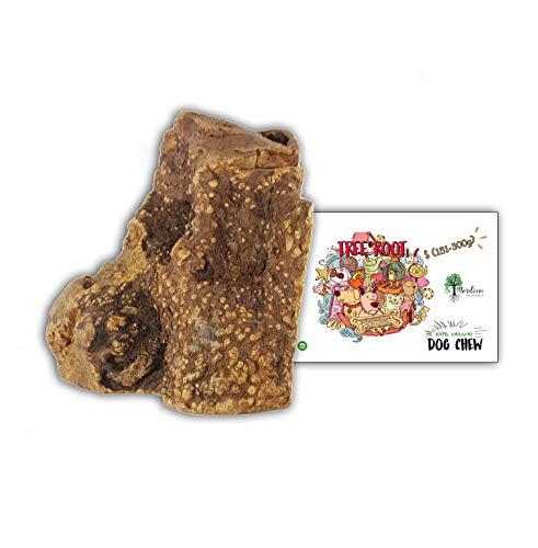 Bio Mordiscos Hundespielzeug kauspielzeug aus kauwurzel für Hunde - 100% natürlich (S 151-300g)
