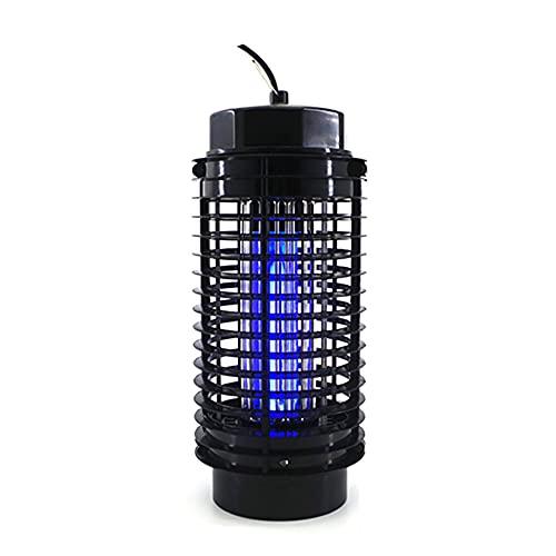 Supermega Mata Mosquitos eléctrico lampara Mata Mosquito para Uso Interior con área...