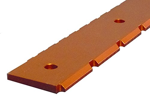 Fender/Gibson Notched Straight Edge - Guitar Neck Setup Tool