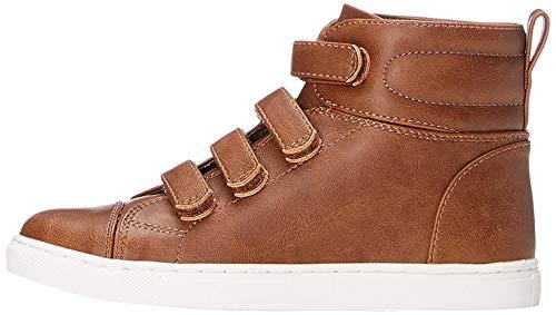RED WAGON Jungen Stiefel Sneaker, Braun (Tan), 23 EU