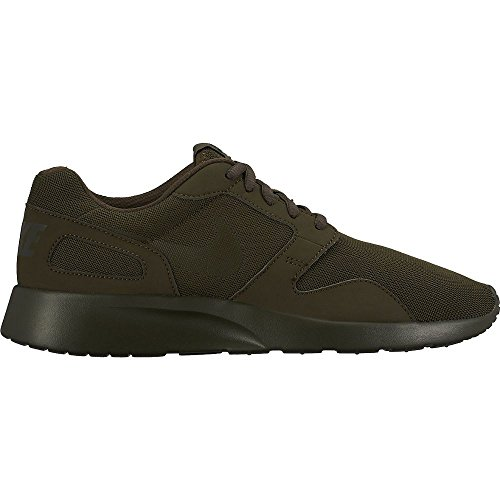 Nike Kaishi NS, Zapatillas de Running Hombre, Marrón/Negro (Dark Loden/Dark Loden-Black), 42