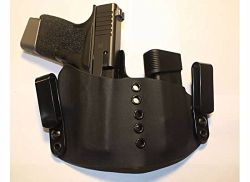 Advanced Performance Shooting Holsters Protective Services Elrod, Appendix Inside The Waistband...
