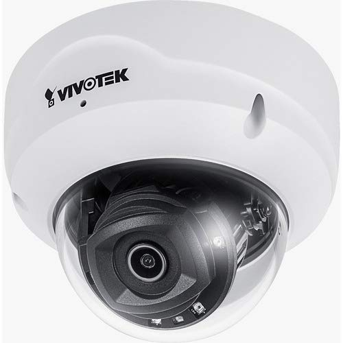Vivotek V-Serie FD9189-H Fixed Dome cámara, 5MP, Indoor, IR, 2,8mm, IP66