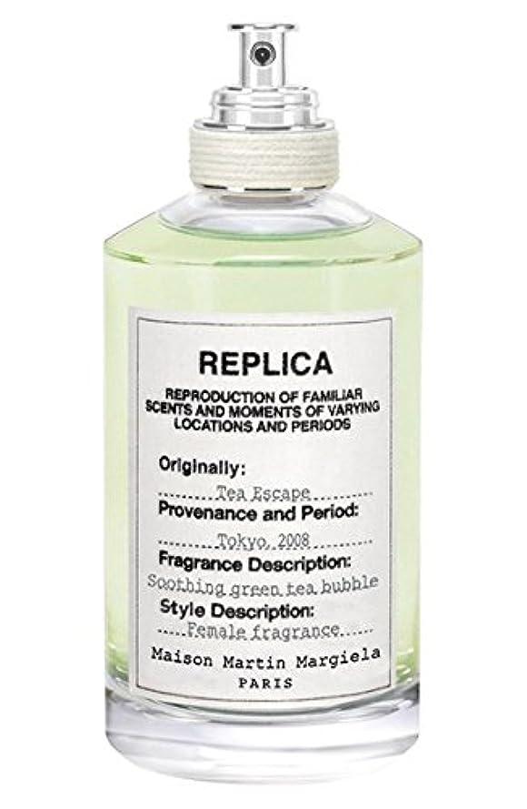 カテゴリー合金間欠Replica - Tea Escape (レプリカ - ティー エスケープ) 3.4 oz (100ml) Fragrance for Women