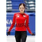 本田真凜 フィギュアスケート 2Lサイズ写真2枚 2