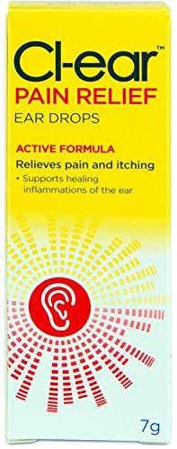 Cl-Ear Pain Relief Ear Drops 7 g