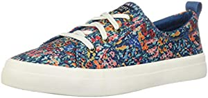 Sperry Women's Crest Liberty Ankle-High Fabric Sneaker