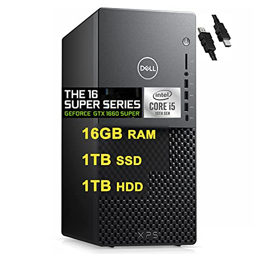 Compare Dell XPS 8940 vs other gaming PCs