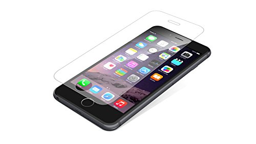 ZAGG InvisibleShield Original for Apple iPhone 6 Plus/iPhone 6S Plus - Retail Packaging - Screen, Wet Apply