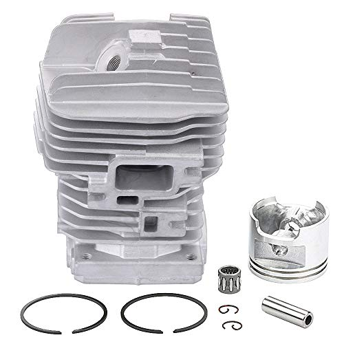 Mengxiang 49mm MS390 Cylinder Head Piston Kit for Stihl MS290 MS310 029 039 Chainsaw Replace 1127 020 1216 11270201213