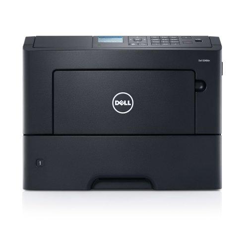 Dell B3460dn Mono Laserdrucker (1200x1200 dpi, Gigabit Ethernet, USB 2.0) schwarz
