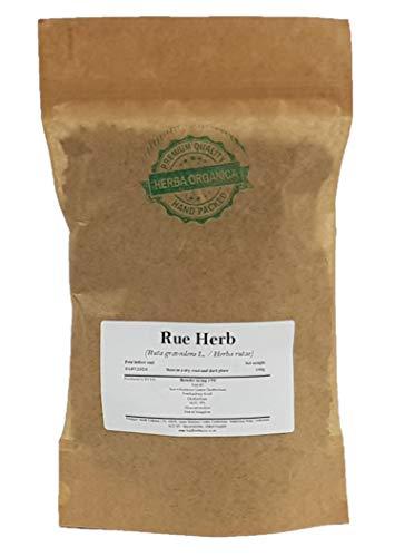 Ruda Hierba / Ruta Graveolens L / Rue Herb # Herba Organica # Arruda, Ruda Común, Ruda Cultivada (100g)