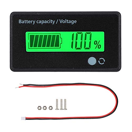 Purchase Bewinner Battery Capacity Display, PCB HTN Sound-Light Alarm Battery Capacity Monitor Indic...