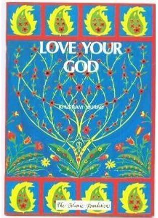 Love Your God