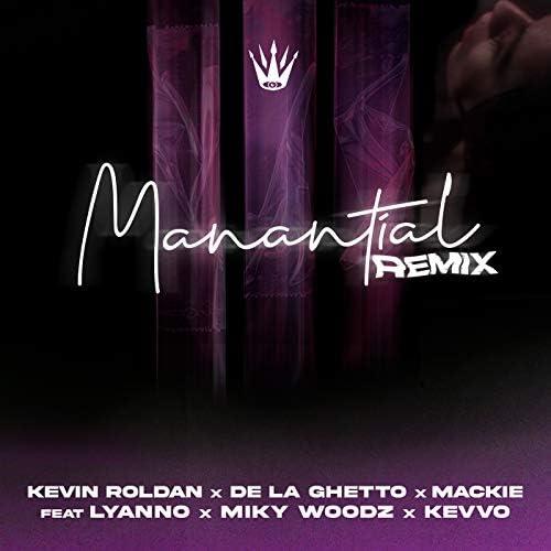 Kevin Roldan, De La Ghetto & Mackie feat. Lyanno, Miky Woodz & KEVVO