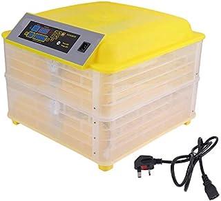 Professional Automatic Chicken Egg Incubator Duck Bird Egg Hatching Equipment Temperature Control Hatchery Machine UK Plug