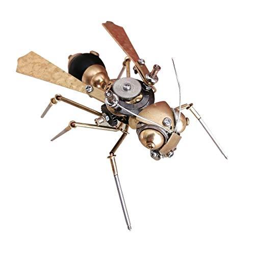 FADY Puzzle 3D de metal, modelo de rompecabezas de metal, juguete de construcción para adultos y niños, avispas grandes