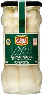 Esparragos 6 A 8 Frutos Viuda De Cayo 540 gr