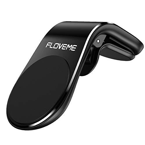 Syfinee Car Phone Bracket Air Vent Magnetic L Shaped