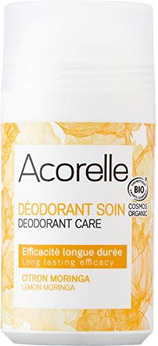 Acorelle Citron Moringa Deodorant Bio