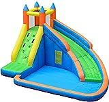 wangYUEQ Castillo animoso de los niños castillo inflable grande...